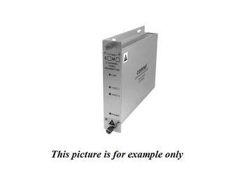 FVR2001S1 SM 1 fiber 10Bit 2 Channel Digitally Encoded Video Extender (Receiver) by Comnet