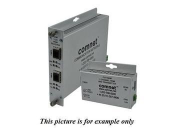 FVR2MI Dual HDMI Multi Mode Fiber Optic Extender (Receiver) by Comnet