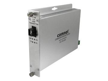 FVT1MI HDMI Multi Mode Fiber Optic Extender (Transmitter) by Comnet