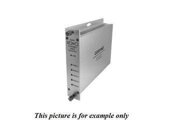 FVT41M1 MM 1fiber 4-Channel Digitally Encoded Video Extender (Transmitter) by Comnet