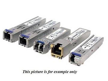 SFP-16 10/100/1000Mbps/850nm/550m/LC 2 Fiber/MSA Compliant Module by Comnet