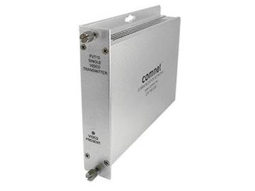 FVT10 Single channel Multimode fiber optic AM Video Extender (Transmitter) by Comnet
