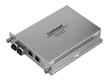 CNFE4TX4US 4 Port 100Mbps 4 Copper Ethernet Network Switch by Comnet