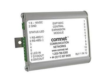 EXP100/C Expansion Interface Module (Cetral Unit) by Comnet