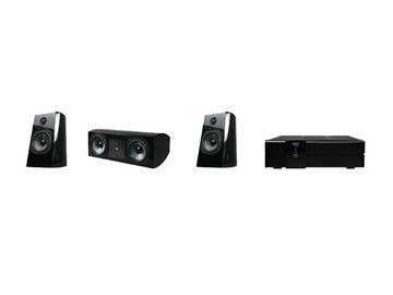660 Freestanding 6.5 inch Woofers Freestanding Speakers Kit by dARTS
