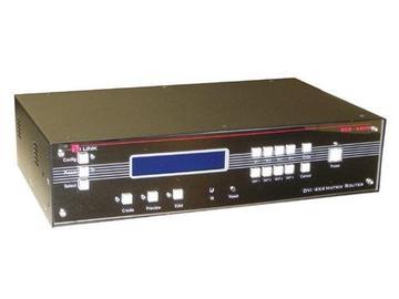 DS-44HM DVI Matrix Router 6x6 w/HDCP by Digital Extender