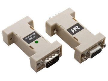 EM-EDID-HD15-P Pass-Through EDID Emulator by Hall Research