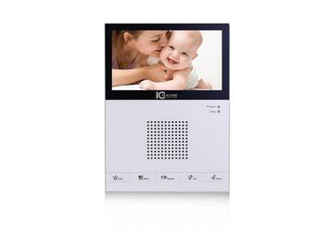 IH-D7210 7 TFT LCD Touch Screen/800x480/IP/Ethernet based Intercom by ICRealtime