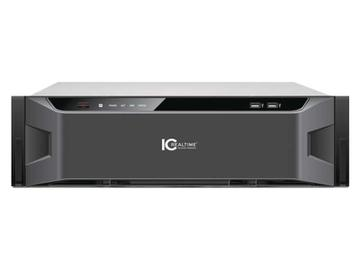 DVR-FLEX64E 64 CHANNEL DVR 1920/1920 FPS AT CIF/UP TO D1 WITH H.264E by ICRealtime