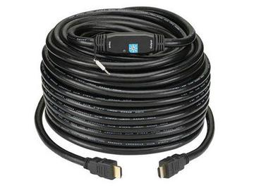 HD100FTCL314 High-resolution HDMI cable with signal booster - 100ft by KanexPro