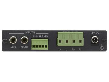 900N Stereo Audio Power Amplifier (8.4 Watts per Channel) by Kramer