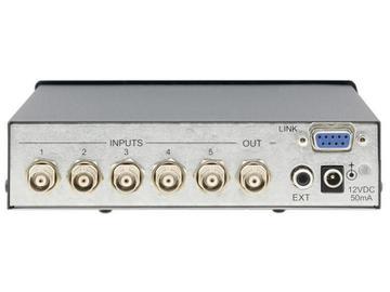VS-55V 5x1 Composite Video Switcher by Kramer