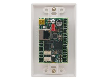 RC-76R 6-Button Room Controller RS232/RS485/IP Control by Kramer