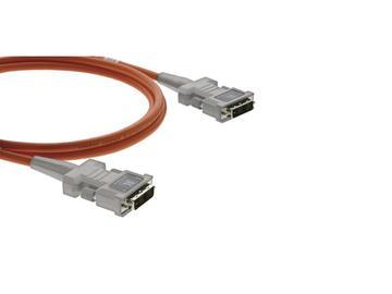 C-AFDM/AFDM-98 DVI-D (M) to DVI-D (M) All Fiber Optic Cable - 98ft by Kramer