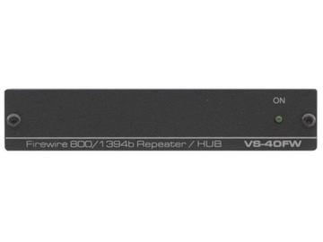 VS-40FW 4-Port FireWire 800 Repeater/Hub by Kramer
