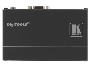 TP-580RXR HDMI/RS-232/IR over HDBaseT Twisted Pair Extender Receiver by Kramer