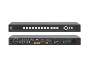 VP-771 9-Input ProScale Presentation Switcher/Scaler w Speaker Outputs by Kramer