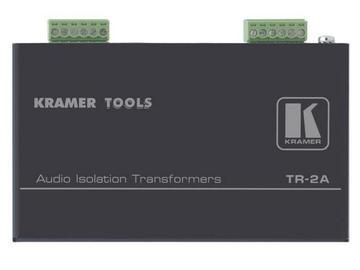 TR-2A Balanced Stereo Audio Isolation Transformer by Kramer