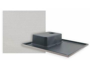 SPK-C812(W) Stereo Full 2x2 Ceiling Tile Speaker w No bass reflex by Kramer