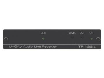 TP-122XL Computer Graphics Video/Audio over Twisted Pair Extender (Receiver) by Kramer