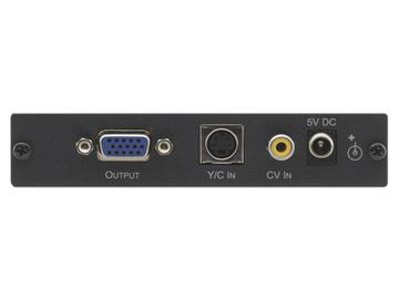 VP-409 Video to VGA Video ProScale Digital Scaler (up to WUXGA) by Kramer