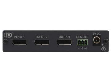 VS-21DP-IR 2x1 DisplayPort Switcher with IR by Kramer