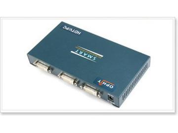 DMD-H102 1x2 DVI Splitter HD 1080p/WUXGA  1.65 Gbps/ Single link by Ophit
