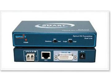 DQSL DVI-I Dual Link Extender 100m (330 ft) 2560x1600   auto  EDID by Ophit