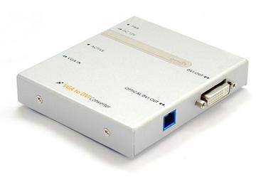 CVBXB-VGA VGA to DVI copper fiber optic converter/extender by Ophit