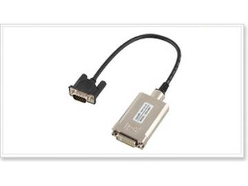 DDA DVI to VGA Video Converter (small form factor/EMI and CE certified) by Ophit