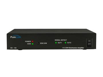 DD-120 DVI 1x2 Distribution Amplifier by PureLink