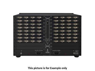 MXA-DVI2424 24x24 HDCP-Compliant DVI Matrix Switcher/Full HD by PureLink