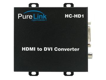 HC-HD1 HDMI to DVI Converter by PureLink