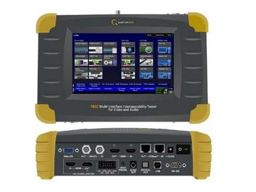 780C Multi-Interface Interoperability Tester up to 300MHz by Quantum Data