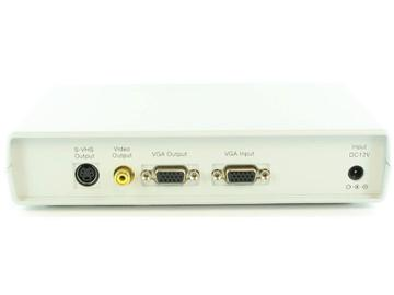SB-3800 PC(VGA) to S-Video or Composite Video signal by Shinybow