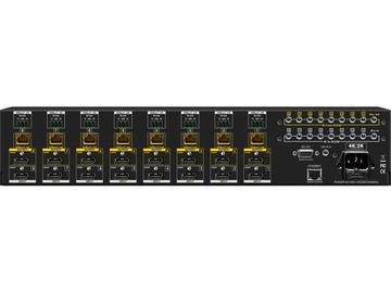 SB-5688CK 8x8 HDMI HDBaseT UHD 4k2k Matrix Routing Switch w/ EDID by Shinybow