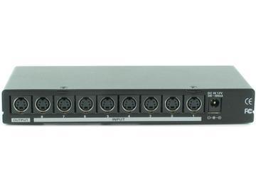SB-5440SV 8x1 S-Video Switcher by Shinybow