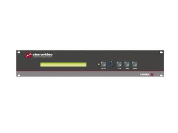 1608EEXL Lassen 16x8 2-Ch Balanced AES/EBU Audio (2RU/LCP/IP) Matrix Switch by Sierra Video