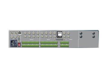 1208VSxl Lassen 12x8 Video w/Stereo Audio (2RU/LCP/IP) Matrix Switch by Sierra Video