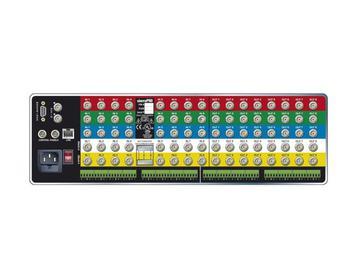 1204V5xl 12x4 RGBHV Matrix Switcher. IP Control. 450MHz. by Sierra Video