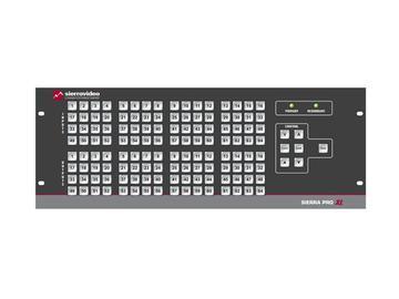 6432V3XL Pro 64 XL 64x32 RGB (12RU/LCP/Rednt Pwr/IP) Matrix Switch by Sierra Video