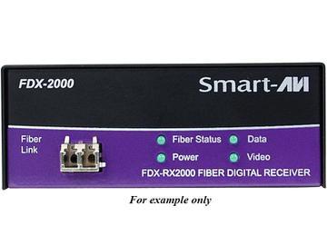 FDX-TX2000S DVI-D/Stereo Audio/PS2/RS232/Multimode Fiber Extender (Transmitter) by Smartavi