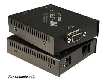 VCT-RX100S VGA Point-to-Point CAT5 Extender (Receiver)  1920x1200/ up to 1000ft by Smartavi