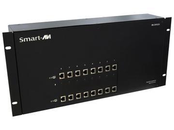 RK-DVX2U-A-TX8S Dual DVI-D /Audio /USB CAT6 STP Extender (Transmitter) by Smartavi