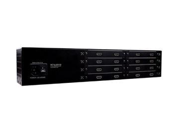 RKT16-HDX100S 16-port HDMI Rackmount Extender (Transmitter) over CAT6 by Smartavi