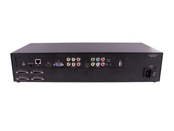 EZW2X2-S 2x2 Multi-Format Video Wall Processor by Smartavi