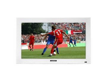 SB-3214HD-WH 332in Pro Series Direct Sun EST Outdoor HD TV White by SunBriteTV