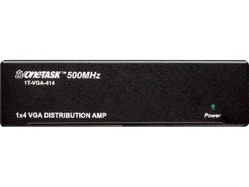 1T-VGA-414 1x4 RGB/YPbPr VGA Distribution Amplifier by TV One